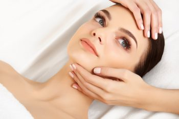 péče o obličej pomocí arganového oleje BIOARGAN