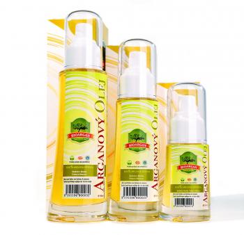 Kosmetický arganový olej BIOARGAN