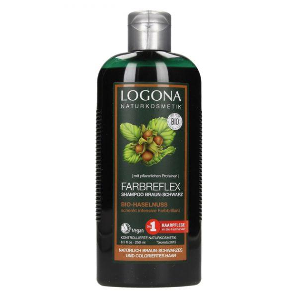 Logona šampon Ořech