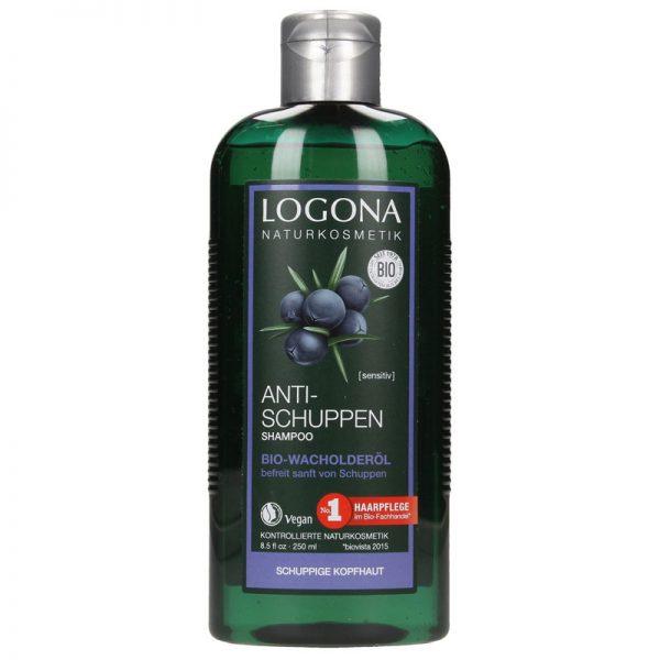 LOGONA-Šampon-proti-lupům-Jalovcový-olej