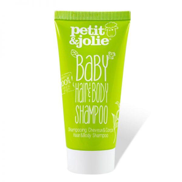 P&J Šampon na vlásky a tělo 50 ml (mini)