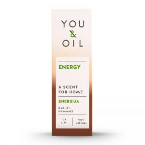 YOU&OIL Bytová vůně Energie