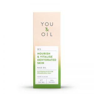 YOU&OIL Pleťový olej Vitalita