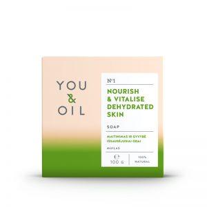 YOU&OIL Vitalizační mýdlo