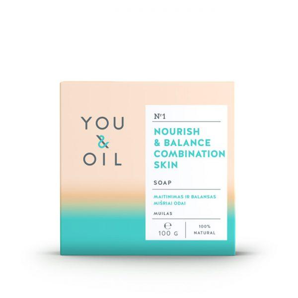 YOU&OIL Vyrovnávací mýdlo