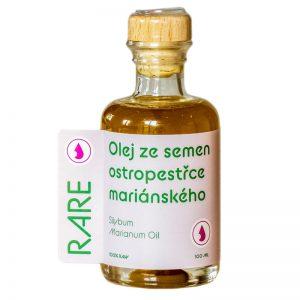 BOHEMIA-OLEJ-Rare-Ostropestrec